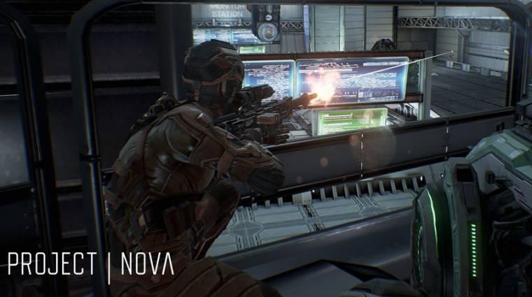 Mégsem kukázták az Eve Online FPS spin-offját, csak a Project Nova névtől váltak meg bevezetőkép