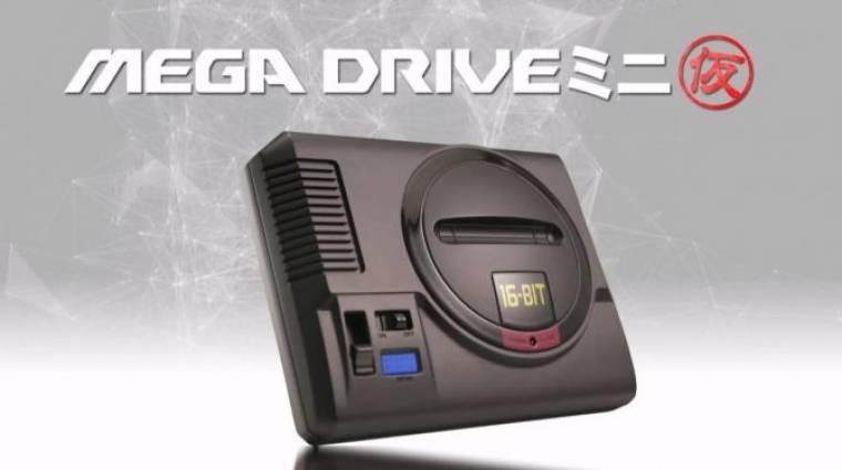Készül a Sega Mega Drive Mini bevezetőkép
