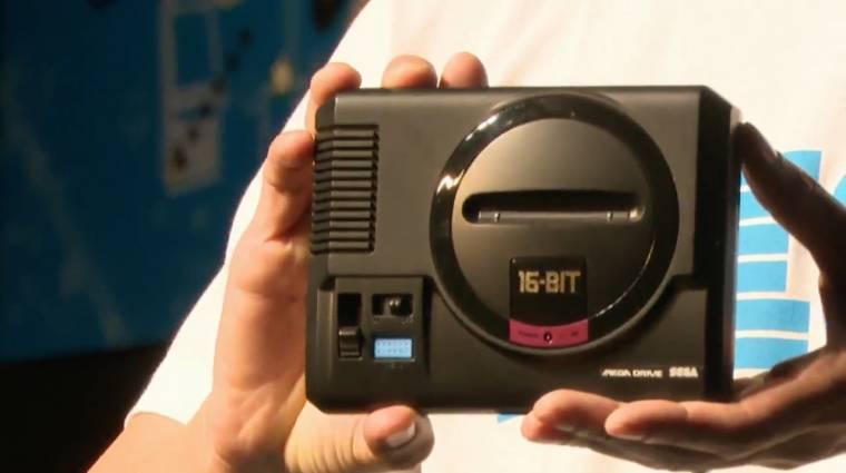 Idén már nem fog megjelenni a Sega Mega Drive Mini bevezetőkép