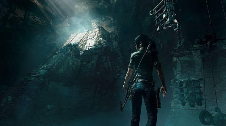 Shadow of the Tomb Raider - hivatalos, jön a Definitive Edition bevezetőkép