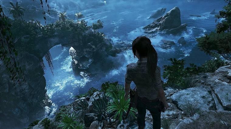 Shadow of the Tomb Raider - víz alatt sem lesz egyszerű a túlélés bevezetőkép