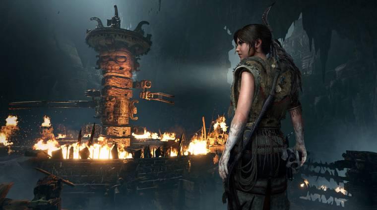Shadow of the Tomb Raider gépigény - ilyen hardver kell a túléléshez bevezetőkép