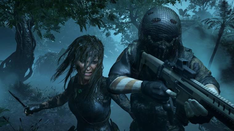 Shadow of the Tomb Raider - így kell becserkészni az ellenfelet bevezetőkép