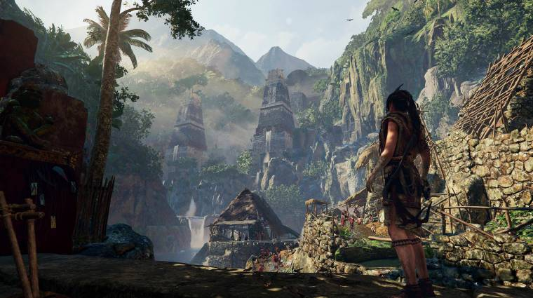 E3 2018 - kemény lesz a Shadow of the Tomb Raider bevezetőkép
