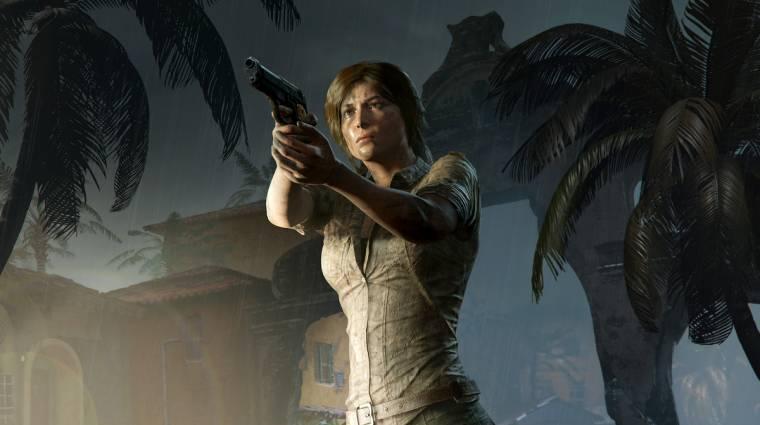 Shadow of the Tomb Raider - ajándék fegyvert kapunk bevezetőkép