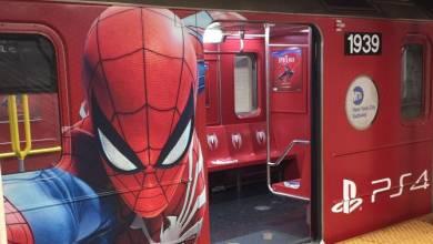 A Sony egy egész metrót szentelt a Pókembernek