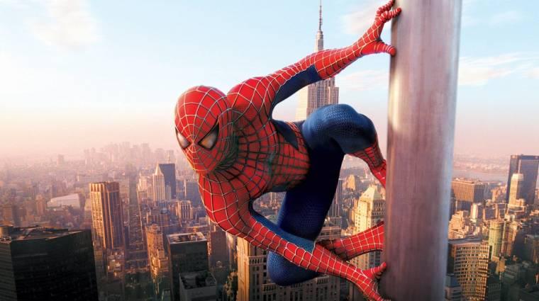 Spider-Man - a Sam Raimi-féle mozik ruhája is bekerül bevezetőkép