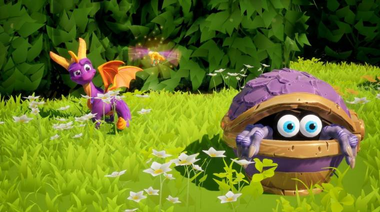E3 2018 - végre láthatjuk a Spyro Reignited Trilogy játékmenetét bevezetőkép