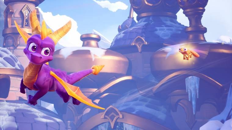 Ez csak egy hiba, vagy több platformra is jön a Spyro Reignited Trilogy? bevezetőkép