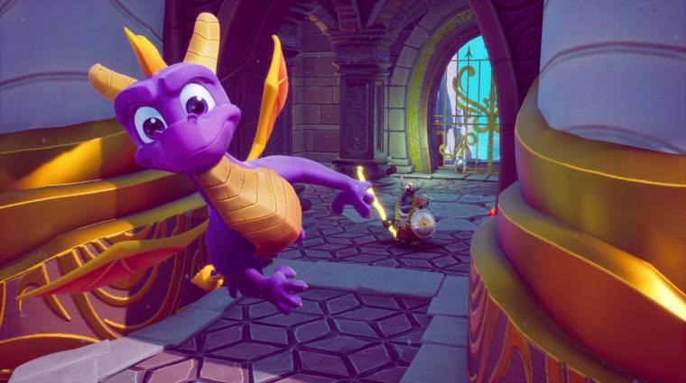 Spyro Reignited Trilogy - sokakat bosszant, hogy nincs benne felirat bevezetőkép
