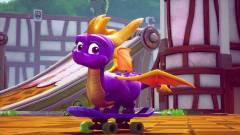 Spyro Reignited Trilogy - augusztusban érkezhet Nintendo Switchre kép