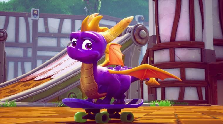 Spyro Reignited Trilogy - több mint 1 millió darab talált gazdára bevezetőkép