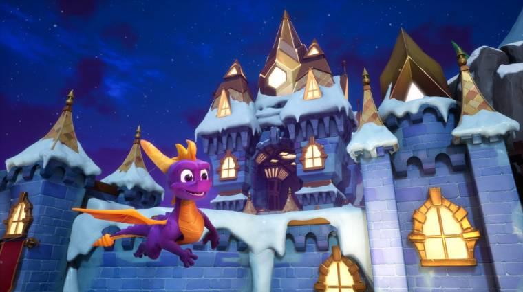 Spyro Reignited Trilogy - letöltés nélkül semmit nem ér a dobozos változat? bevezetőkép