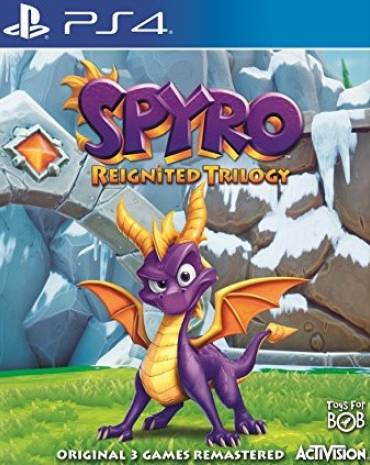 Spyro Reignited Trilogy kép
