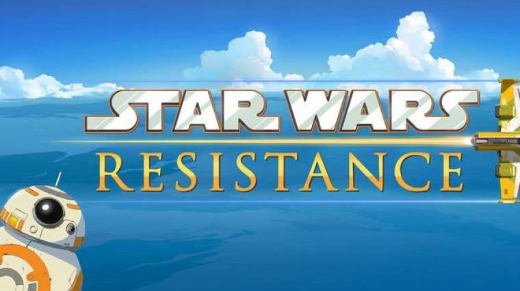 Star Wars Resistance - ilyen lesz az új animációs sorozat bevezetőkép