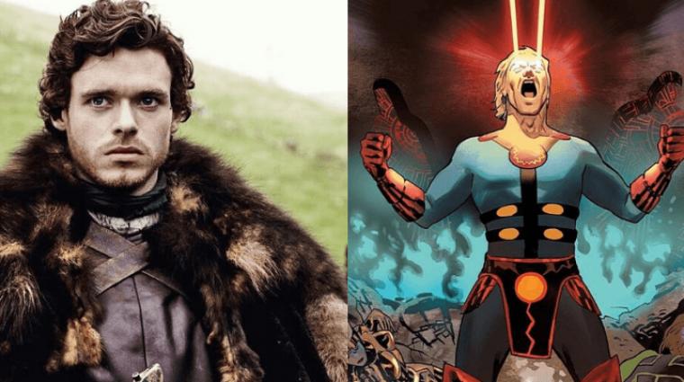 A Trónok harca sztárjáé lehet a Marvel Eternals egyik főszerepe bevezetőkép