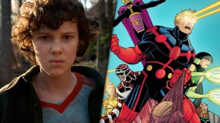 A Stranger Things sztárja is csatlakozhat a Marvel szuperprodukciójához bevezetőkép