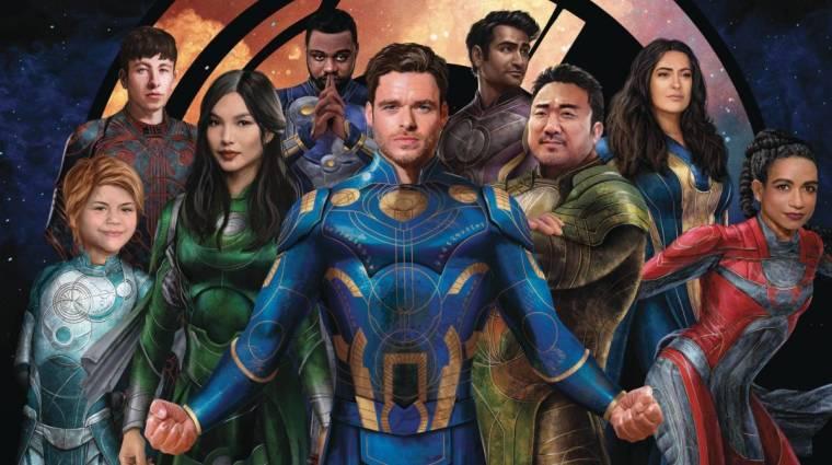 Van egy ország, ahol 18-as karikát kapott a Marvel-féle Örökkévalók - mit tippeltek, melyik az? bevezetőkép
