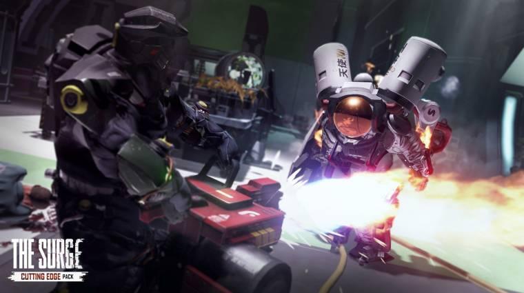 The Surge - ingyenes fegyvereket és páncélokat hozott az új DLC bevezetőkép