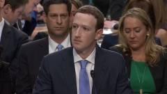 Megizzasztotta Zuckerberget az amerikai szenátus kép