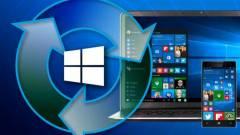 27 ezer PC-t frissítenek Windows 10-re kép