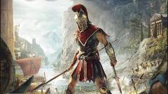 Assassin's Creed: Odyssey - kifordíthatjuk a borítót kép