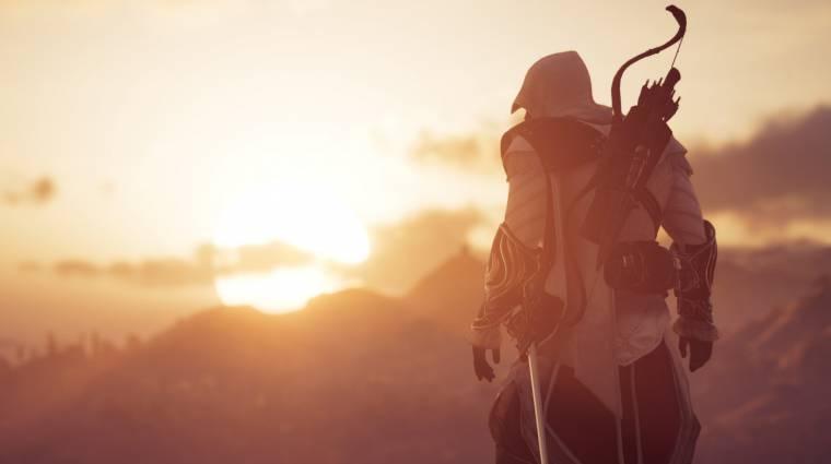Az Assassin's Creed Odyssey ingyen hétvégéhez Ezio páncél is jár bevezetőkép