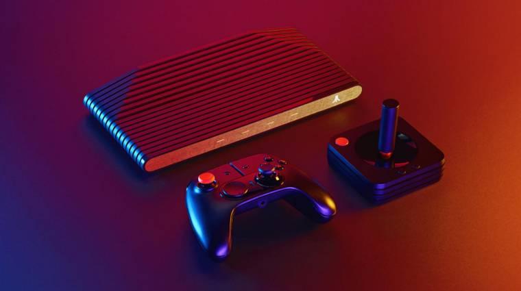 Atari VCS - kiderült az új konzol ára, és az is, hogy mit fog tudni bevezetőkép