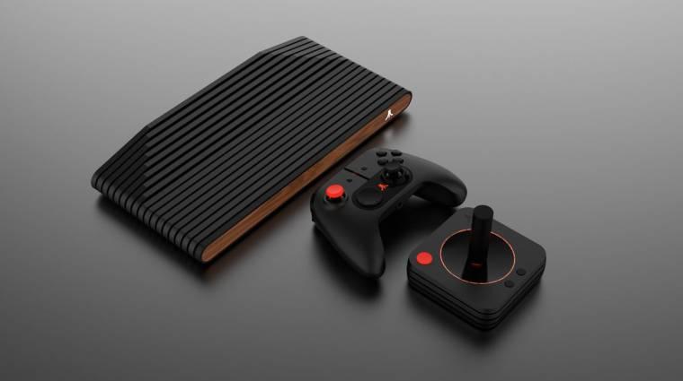 Csúszik a Atari VCS megjelenés, később kapják meg a támogatók bevezetőkép