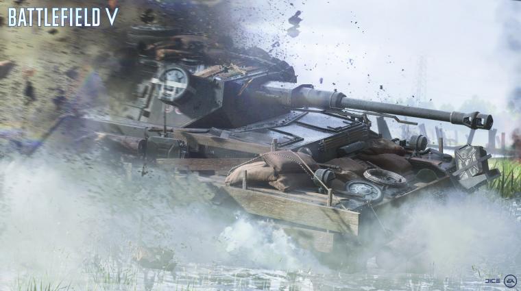 Battlefield V - mégsem ma jönnek az új tartalmak bevezetőkép