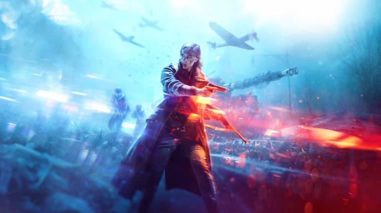 Battlefield V gépigény - ilyen hardver kell az alfateszthez bevezetőkép
