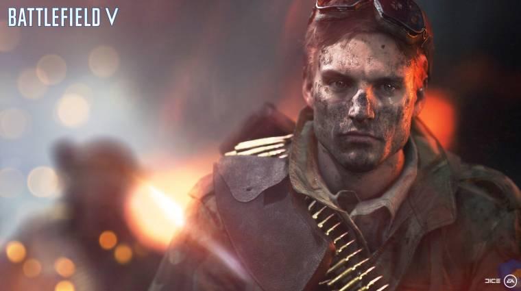 Battlefield V - megvan, mikor lesz a nyílt béta bevezetőkép