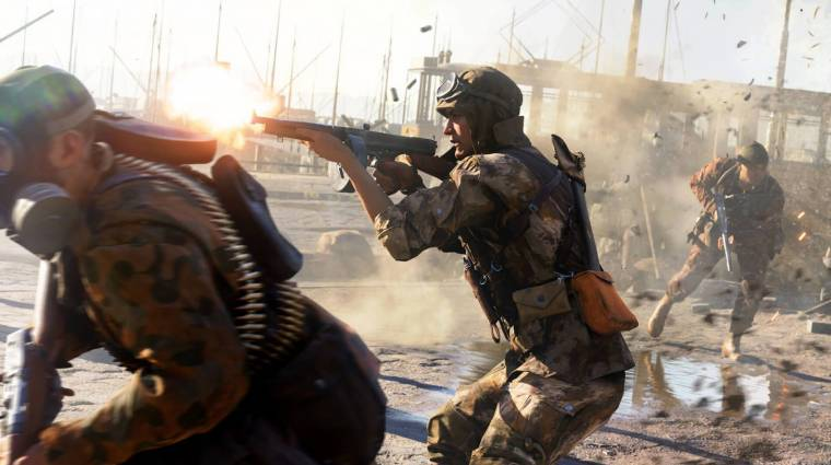 Battlefield V - a DICE nem csökkenti a TTK-t, de alternatívát kínál bevezetőkép