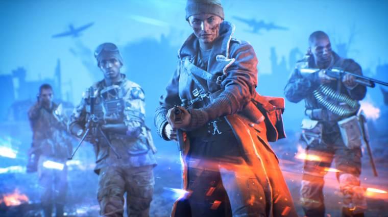 Gamescom 2018 - így működik majd a Battlefield V Company rendszere bevezetőkép