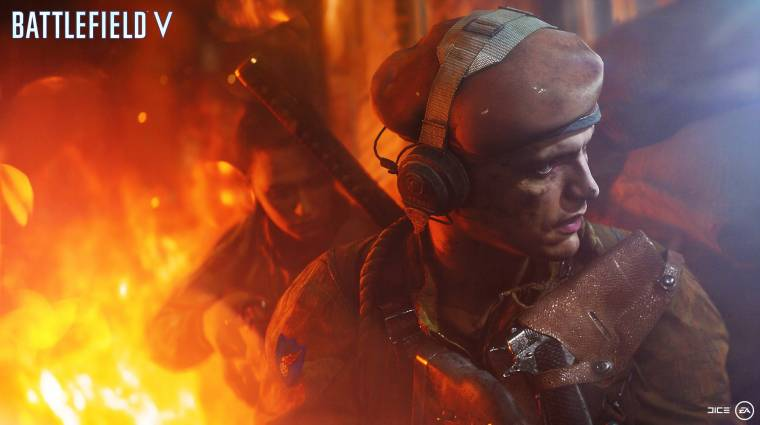 Battlefield V - brutális trailerrel indulunk háborúba bevezetőkép