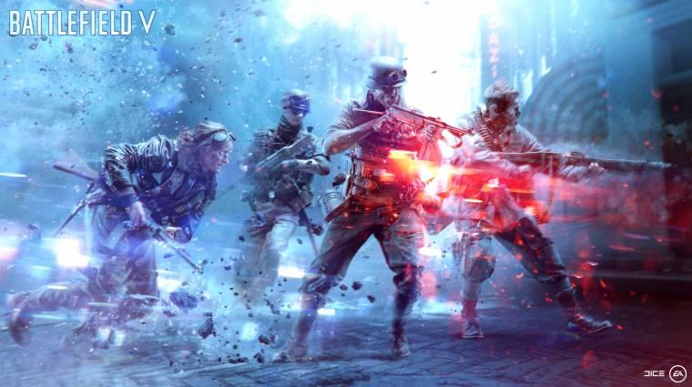 Battlefield V - az arcunkat is leszaggatta a kampány trailere bevezetőkép