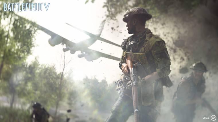 Battlefield V - így mentheted meg a csapatodat egy V-1-es rakétától bevezetőkép