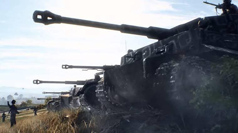 Battlefield V - elhárult a probléma, ma jön a frissítés bevezetőkép