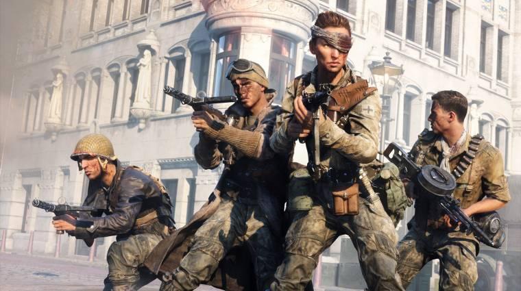 Battlefield V - mókás videó vezeti fel a battle royale módot bevezetőkép
