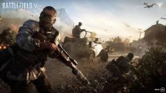Élesedett a Battlefield V utolsó nagy frissítése kép