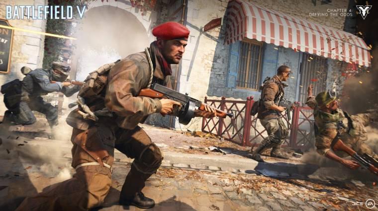 Battlefield V - bekerült az EA Access és az Origin Access kínálatába is bevezetőkép