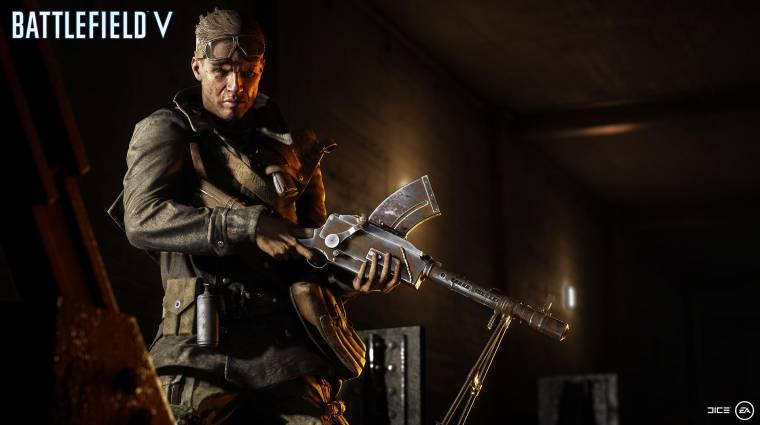 Battlefield V - három ingyenes hétvégét is tart az EA októberben bevezetőkép