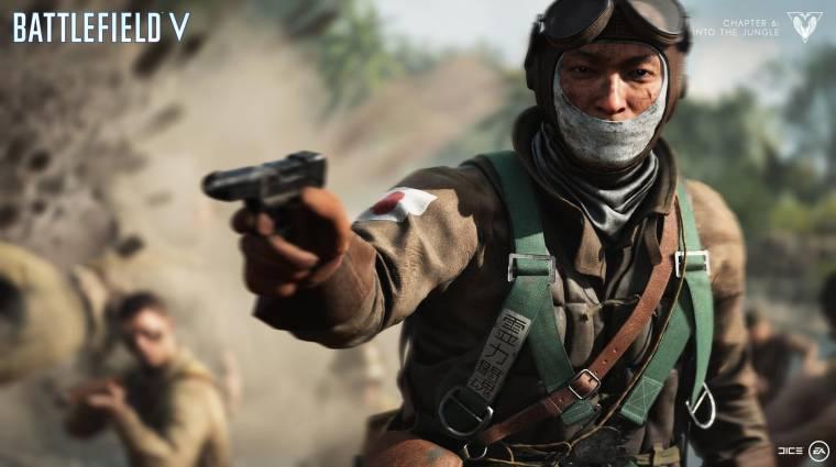 Lehet, hogy grandiózus háborúkat is vívhatunk majd a következő Battlefield multiplayer pályáin bevezetőkép