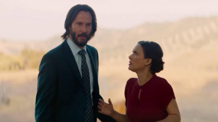 És az megvan, hogy Keanu Reeves feleségül vette Winona Rydert? kép