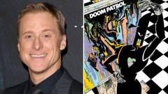 BRÉKING: Alan Tudyk lesz a Doom Patrol sorozat főgonosza! kép