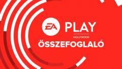 EA Play sajtókonferencia összefoglaló kép