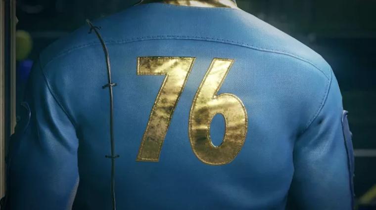 Fallout 76 - itt a hivatalos trailer! bevezetőkép