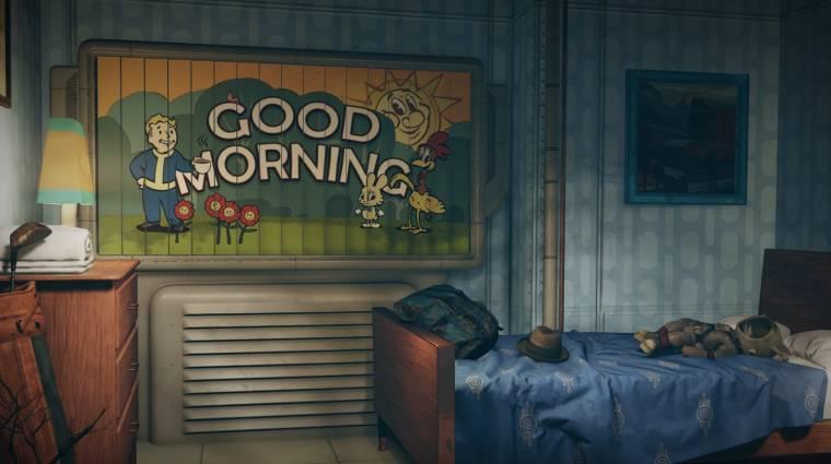 Fallout 76 - egy könnyed, 48 GB-os frissítés érkezett bevezetőkép