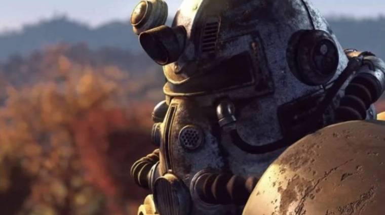 Fallout 76 - lesznek gyorsutazási pontok, az alacsony szintű játékosokat nem lehet majd megölni bevezetőkép