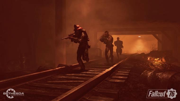 Fallout 76 - a héten lehet utoljára bétázni bevezetőkép